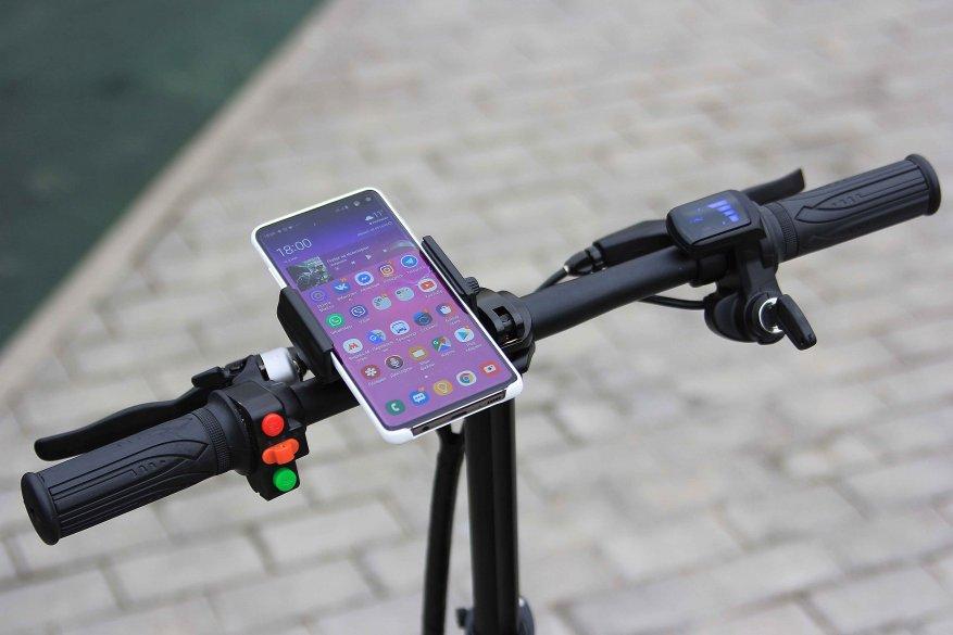 Sepeda listrik kota Iconbit E-Bike K202 10
