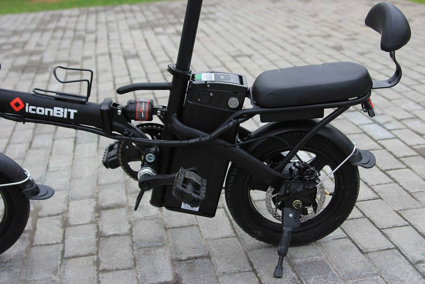 Sepeda listrik kota Iconbit E-Bike K202 11