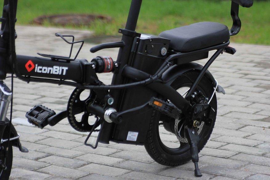 Sepeda listrik kota Iconbit E-Bike K202 15