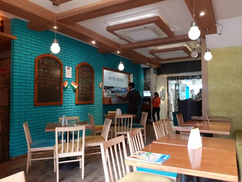 Ejemplo de fotos de restaurante tomadas con Samsung Galaxy M20