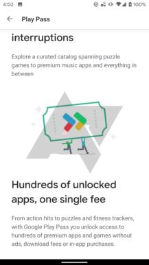 Eksklüziv: Google indi 'Play Pass' tətbiqetməsini və oyun abunə xidmətini sınaqdan keçirir 3