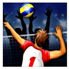 Mejor juego de voleibol para Android