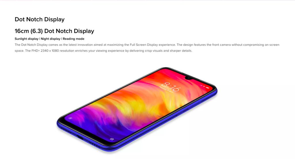 Xiaomi Redmi Note 7    VS Samsung Galaxy Cymhariaeth M20 2