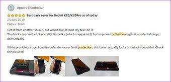 7        Paras Xiaomi Redmi K20 Pro ja K20 kotelot ja kannet Amazon