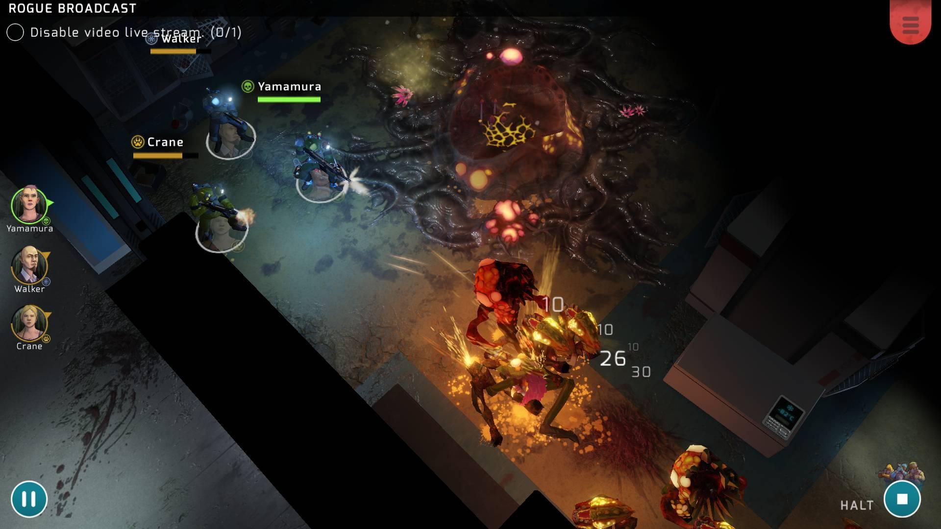 'Pixelbite Pengembang Space Marshals Anno Mengumumkan Seperti RTS' Xenowerk Tactics ', Meluncurkan Tahun Ini 4