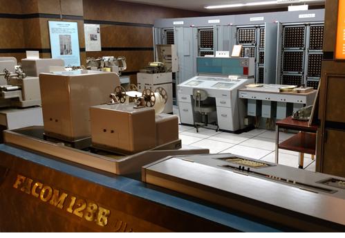 Fujitsu Memiliki Karyawan yang Menjalankan Komputer pada 1959 3