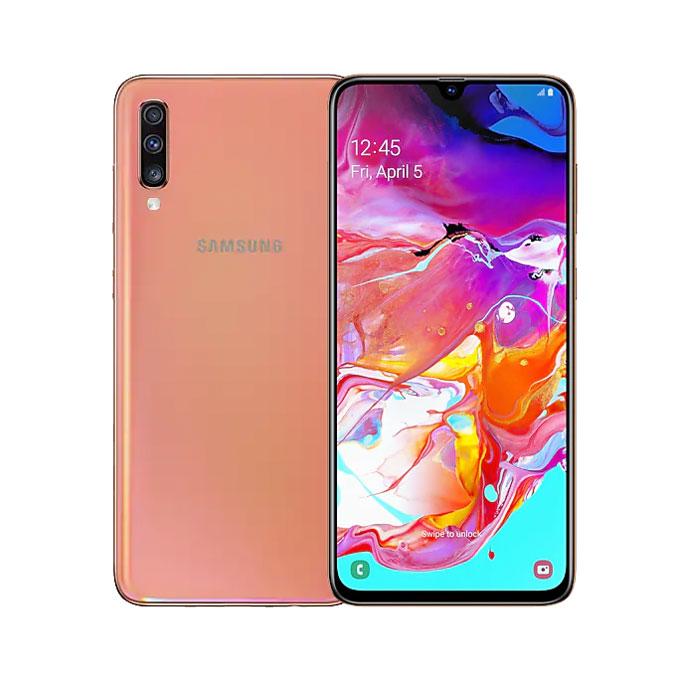 - Samsung Samsung Galaxy A70 gece modunu alır Galaxy S10 »- 1