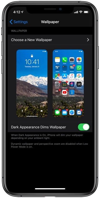 1564770611 762 Wallpaper Muncul Gelap Di iOS 13 Inilah Cara Untuk Memperbaikinya