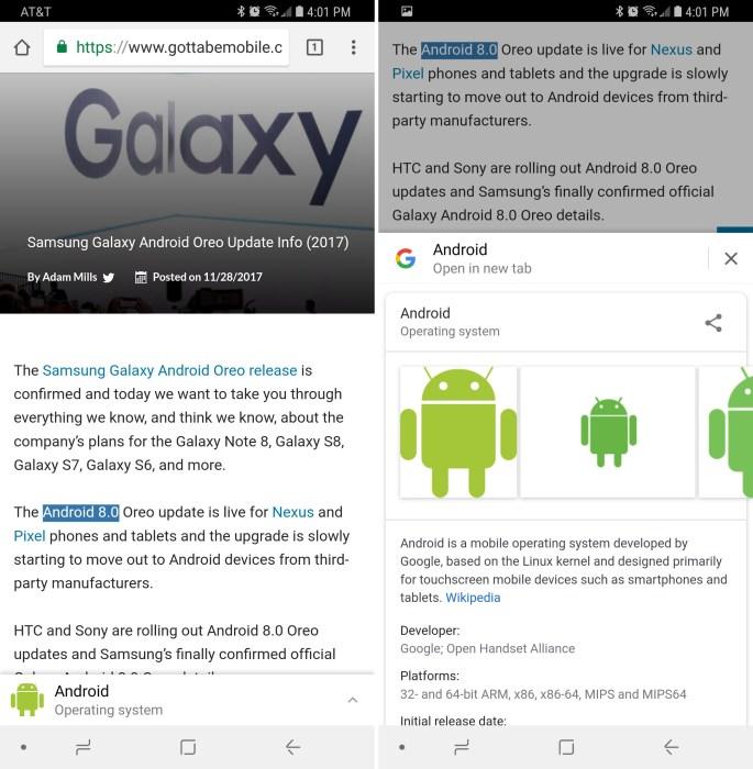 15 Google tövsiyələri və tövsiyələri Chrome Android-də bilməlisiniz 7
