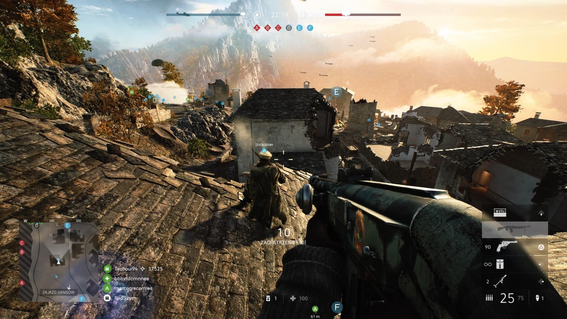 Marita es un nuevo mapa para Battlefield V. No debería sufrir, pero esta es la segunda mejor arena del juego. 1