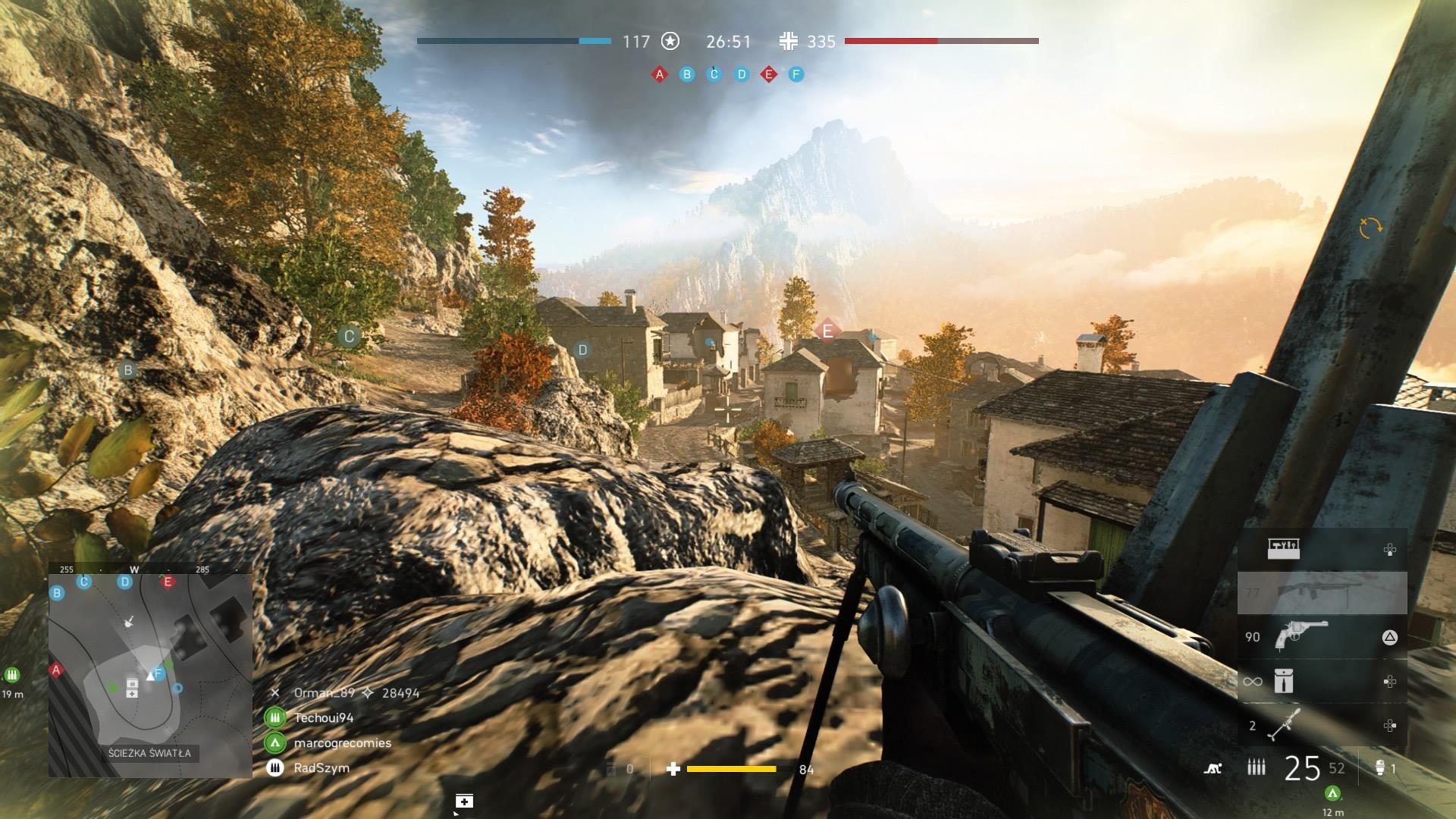 Marita es un nuevo mapa para Battlefield V. No debería sufrir, pero esta es la segunda mejor arena del juego. 3