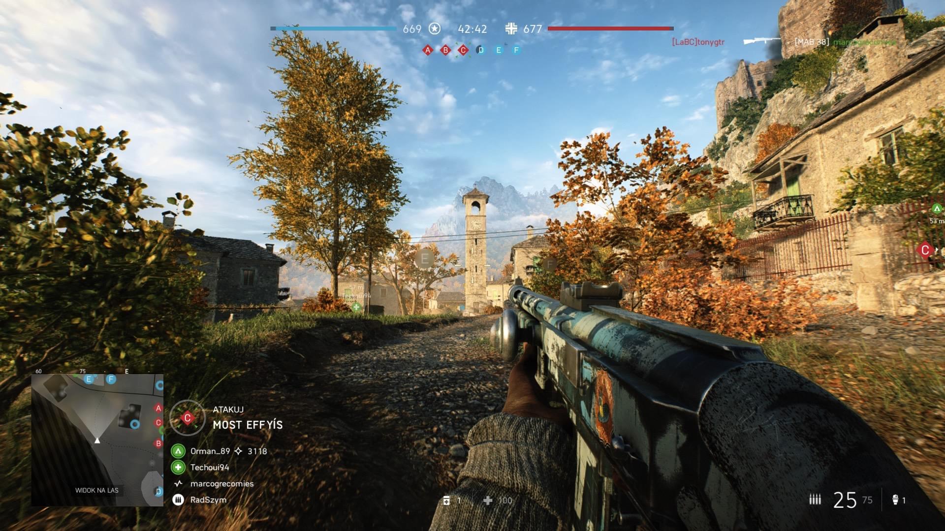 Marita es un nuevo mapa para Battlefield V. No debería sufrir, pero esta es la segunda mejor arena del juego. 7