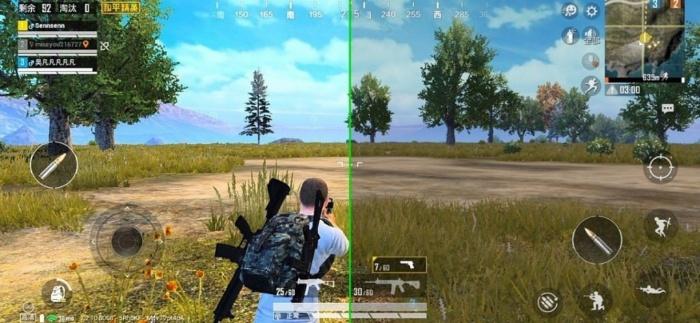 Game Color Plus di PUBG Mobile