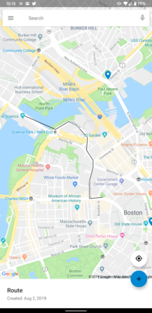 Google My Maps was updated after 3 years for me to add and edit lines thoroughly 3