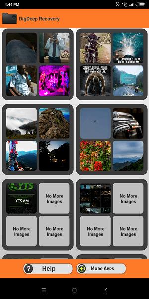 7 Aplikasi Pemulihan Foto Terbaik Untuk Ponsel Android Tanpa Rooting 3