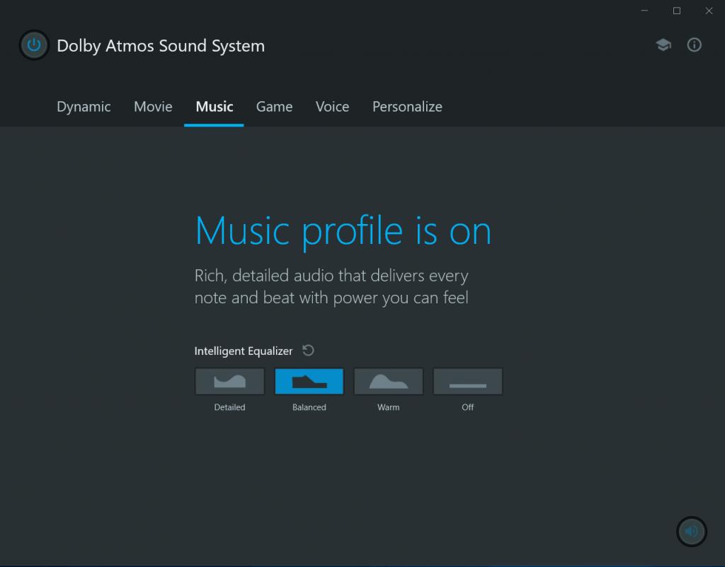 Dolby Atmos səs sistemi