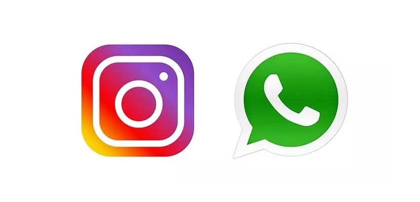 Instagram        WhatsApp
