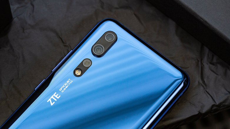Androidpit ZTE Axon 10 pro əsas kamera