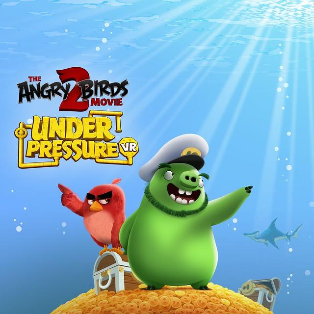 فيلم Angry Birds Movie 2 VR: تحت الضغط