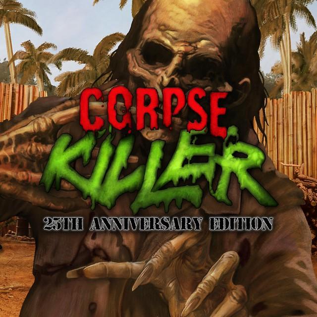القاتل الجثة - 25th Anniversary Edition