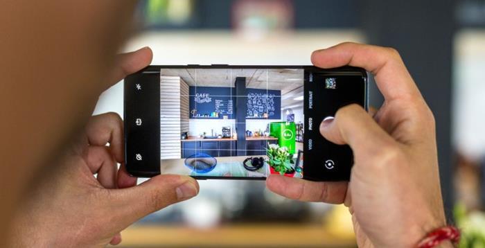 Камера OnePlus 7pro