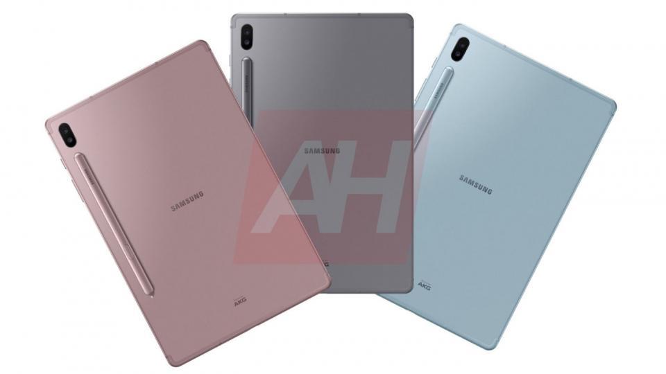 Samsung Galaxy Fecha de lanzamiento de la pestaña S6: la tableta se lanzará con el S Pen montado detrás y sin un conector para auriculares 2