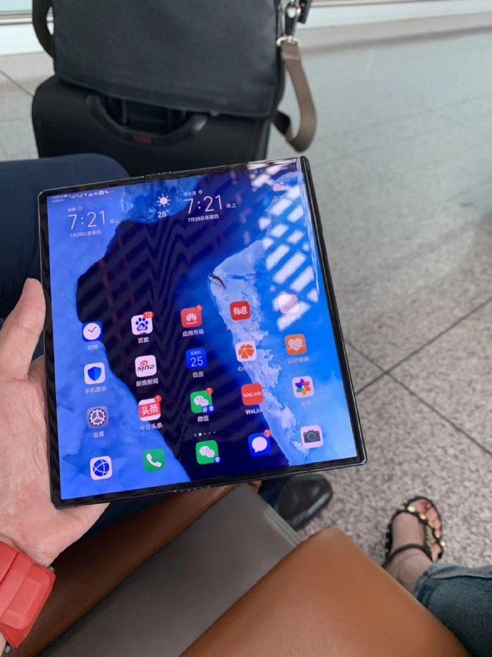 Huawei Mate X sentyabr ayında gəldi, ancaq məhdud miqdarda! 1