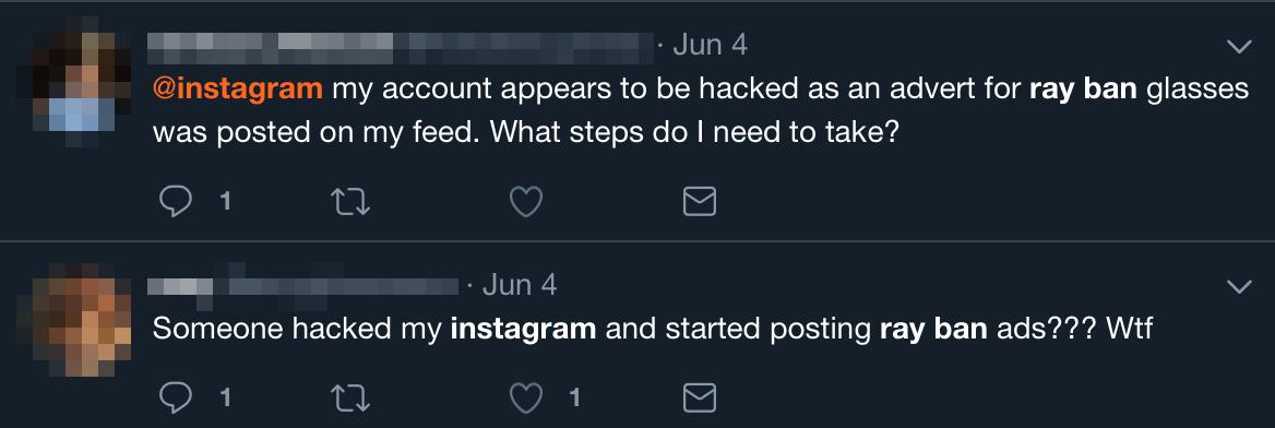 Instagram        istifadəçilərə hesablarını daha yaxşı qorumaq tövsiyə olunur