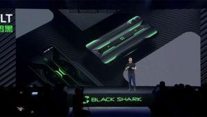 Xiaomi Qara Shark elan etdi 2 Çində Pro
