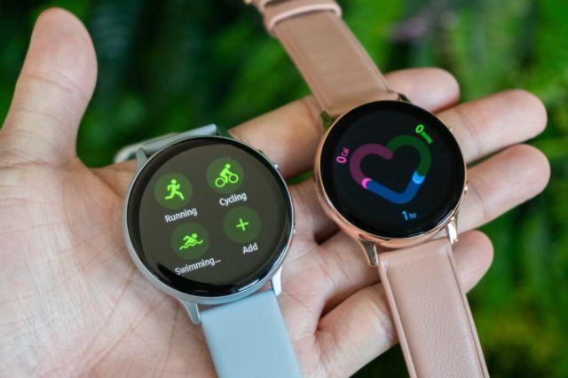 Samsung kaksinkertaistaa anturin herkkyyden parantaakseen terveyden seurantaa.