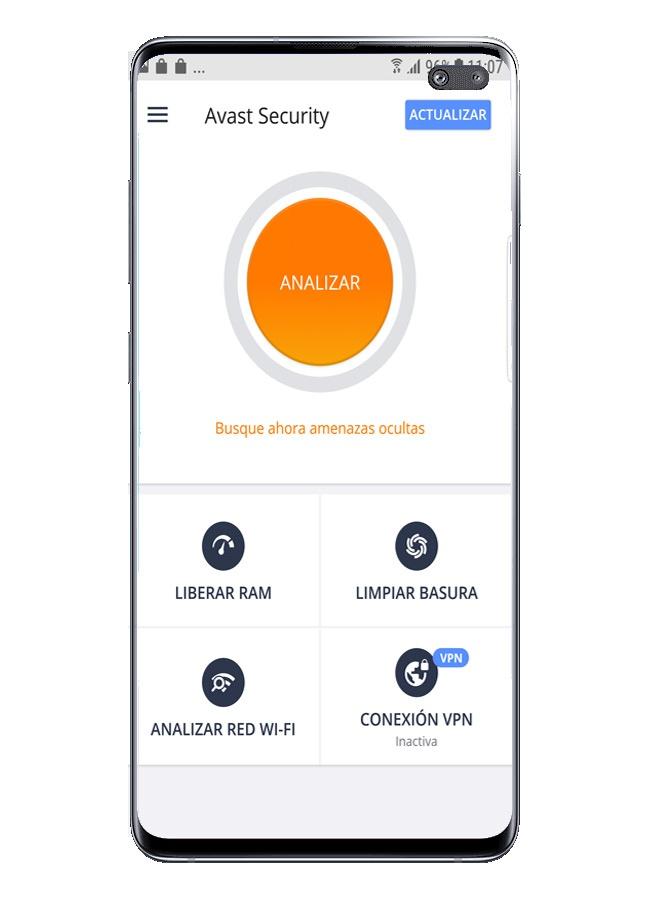 Avast Free Mobile Security, erhöhen Sie die Sicherheit bei der Verwendung Ihres Smartphones 1
