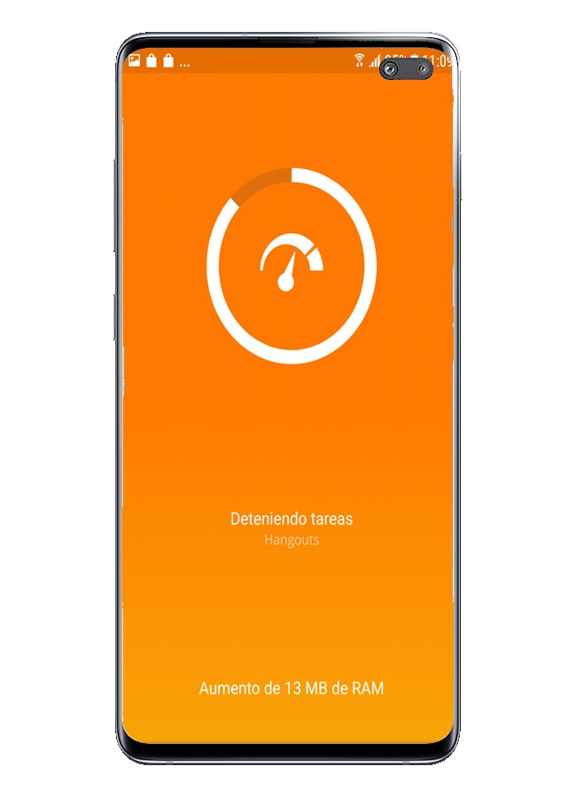 Analyse mit Avast Free Cellular Security