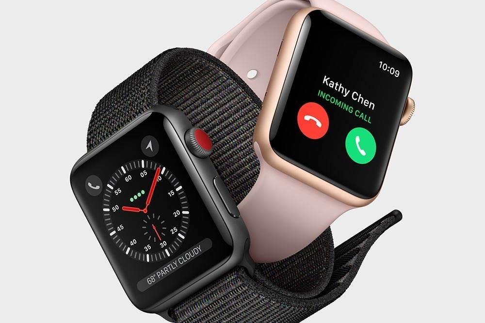 das Apple Watch Serie 1 ist eine gute Wahl für Geschenke zum Vatertag