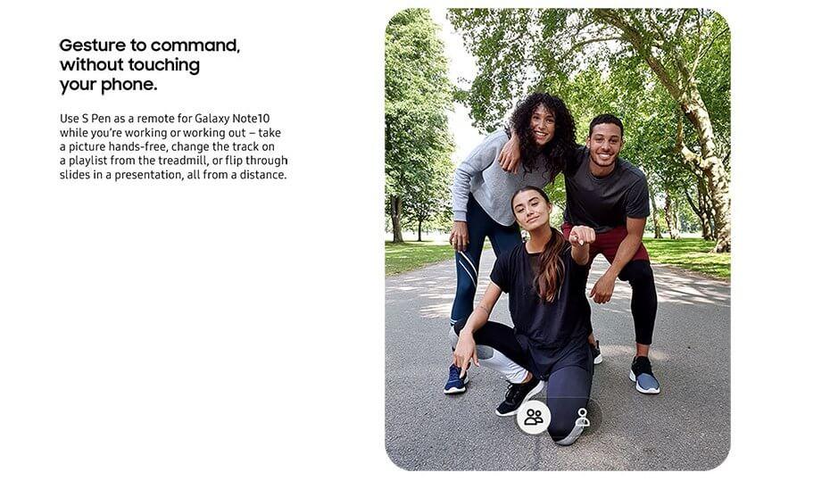 Galaxy Note 10 ќе дојде во две димензии, користете голема батерија за брзо полнење, шуплива селфи камера и уште 4
