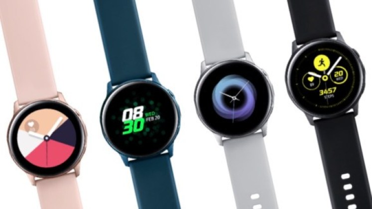 As part of the family Galaxy Galaxy  Watch Active2 presents the best ecosystem Galaxy from samsung