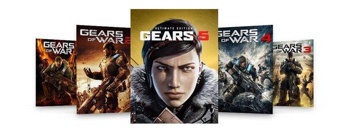 Amazon    Xbox One X mövzusunda Müharibə Gearlarını filter edin 2