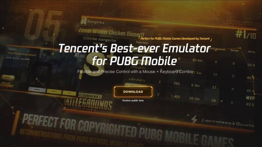 Game Buddy untuk PUBG Mobile