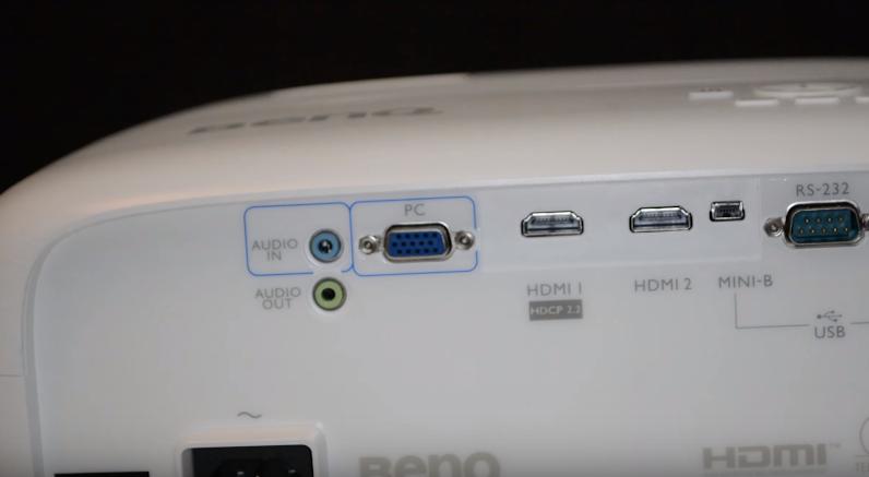 BENQ TK800M 4k proyector
