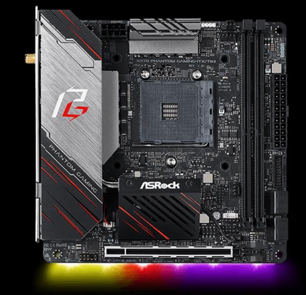 Asrock Mengumumkan Motherboard AMD X570 Dengan Thunderbolt 3, Hanya Mendukung Pendingin CPU Intel 3