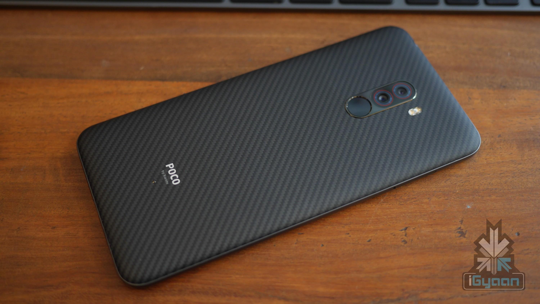 El teléfono inteligente Xiaomi recientemente patentado podría ser Poco F2 1