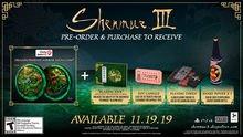 Chi tiết bạc sâu Phần thưởng phụ tùng Shenmue III 4