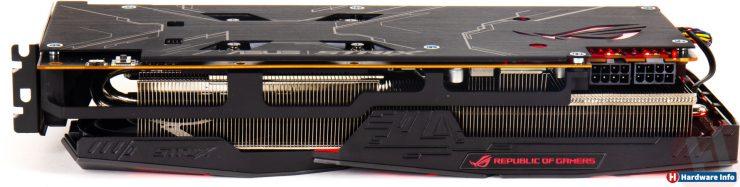 اللوحة ROG Strix Radeon RX 5700