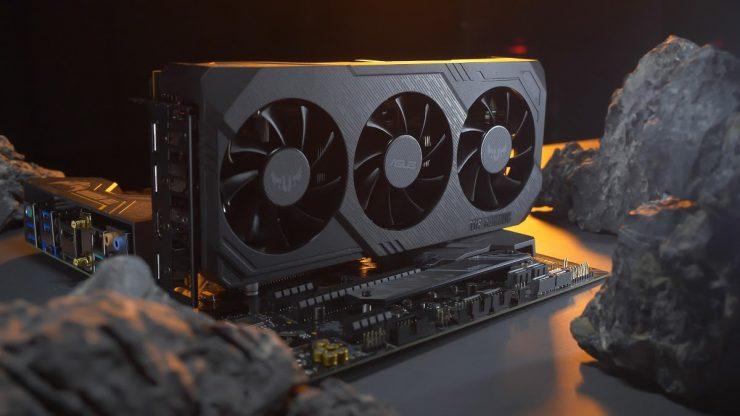 Radeon RX 5700 TUF Gaming X3