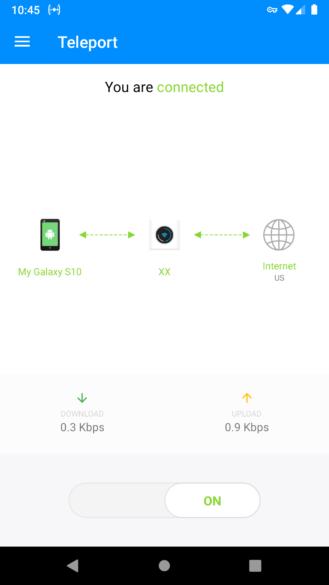 [Update: It's official]  Бесплатната апликација Amplifi Teleport Ubiquiti ви дозволува да шетате насекаде како да сте биле во безбедноста на вашиот дом 2