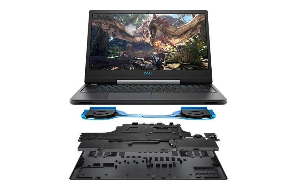 Määritä Dell G5 15 myös