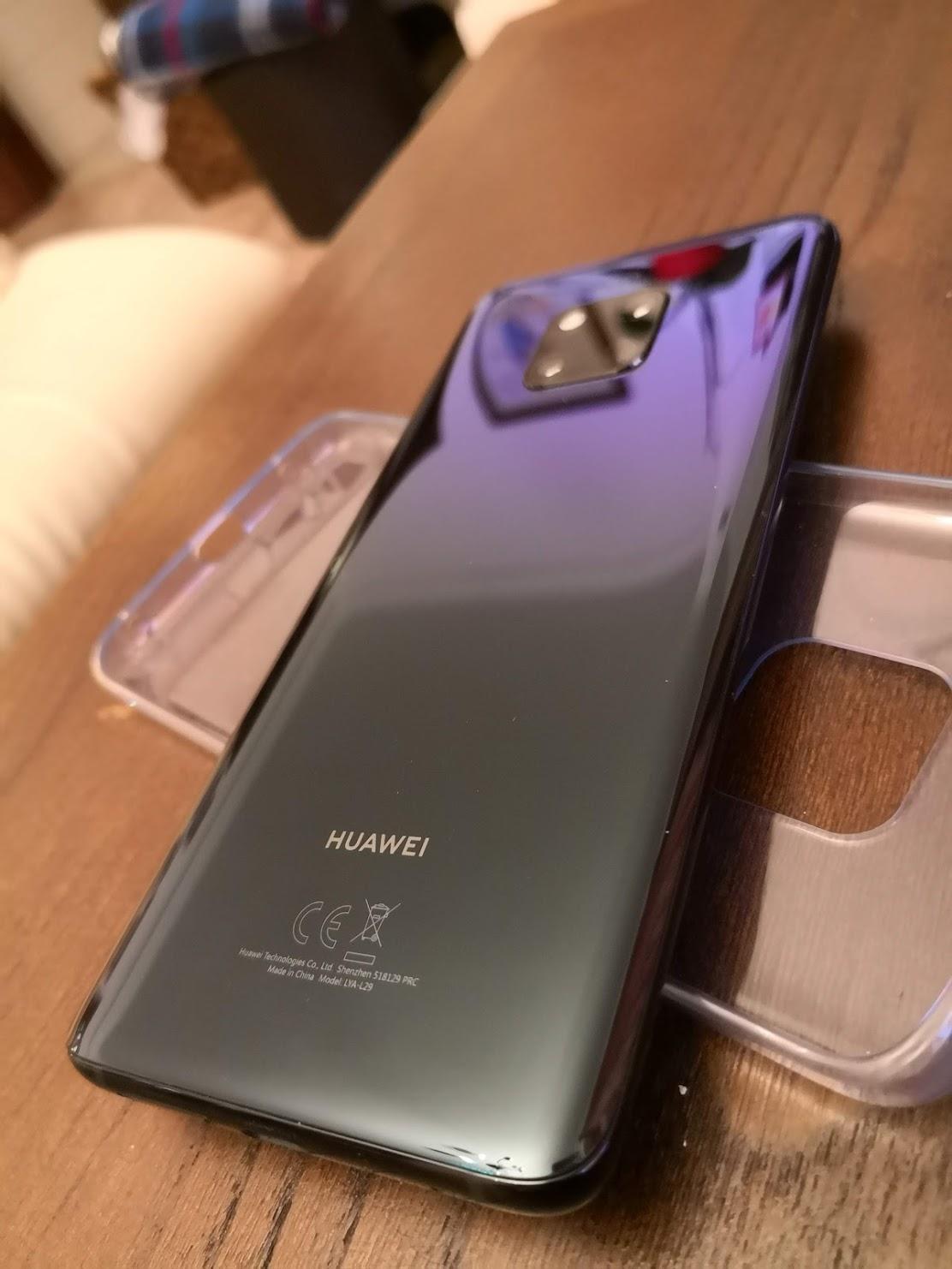 Alın Note 10+ və ya Huawei Mate 30 Pro gözləyin? 1