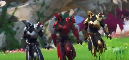 Fortnite: New Season 10 Skins: Ultima Knight ، Catalyst ، Eternal Voyager ، Yond3r ، كل Battle Pass 4 عناصر