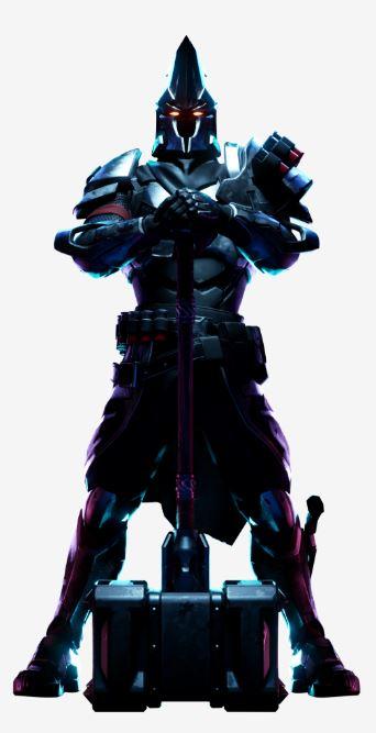 Fortnite: Season 10 New Skins: Ultima Knight ، Catalyst ، Eternal Voyager ، Yond3r ، All Battle Pass 3 عناصر