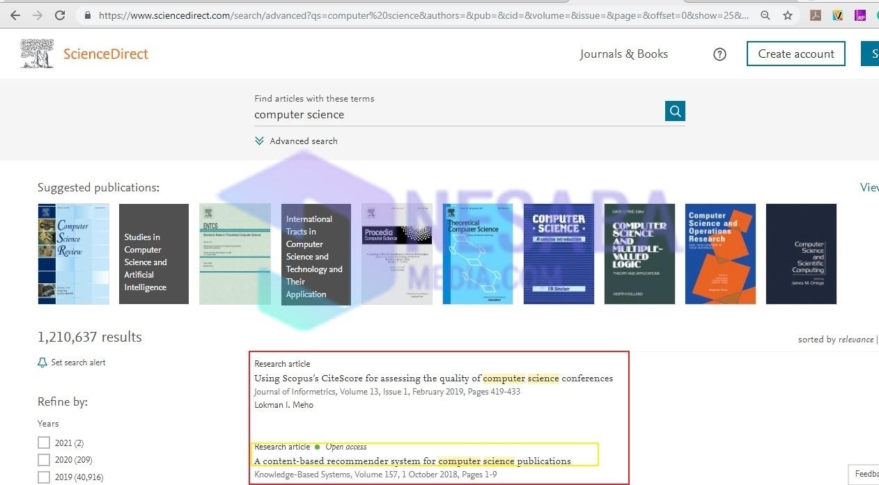 🥇 2 Cara Download Jurnal Gratis Secara Online, Sangat Mudah!