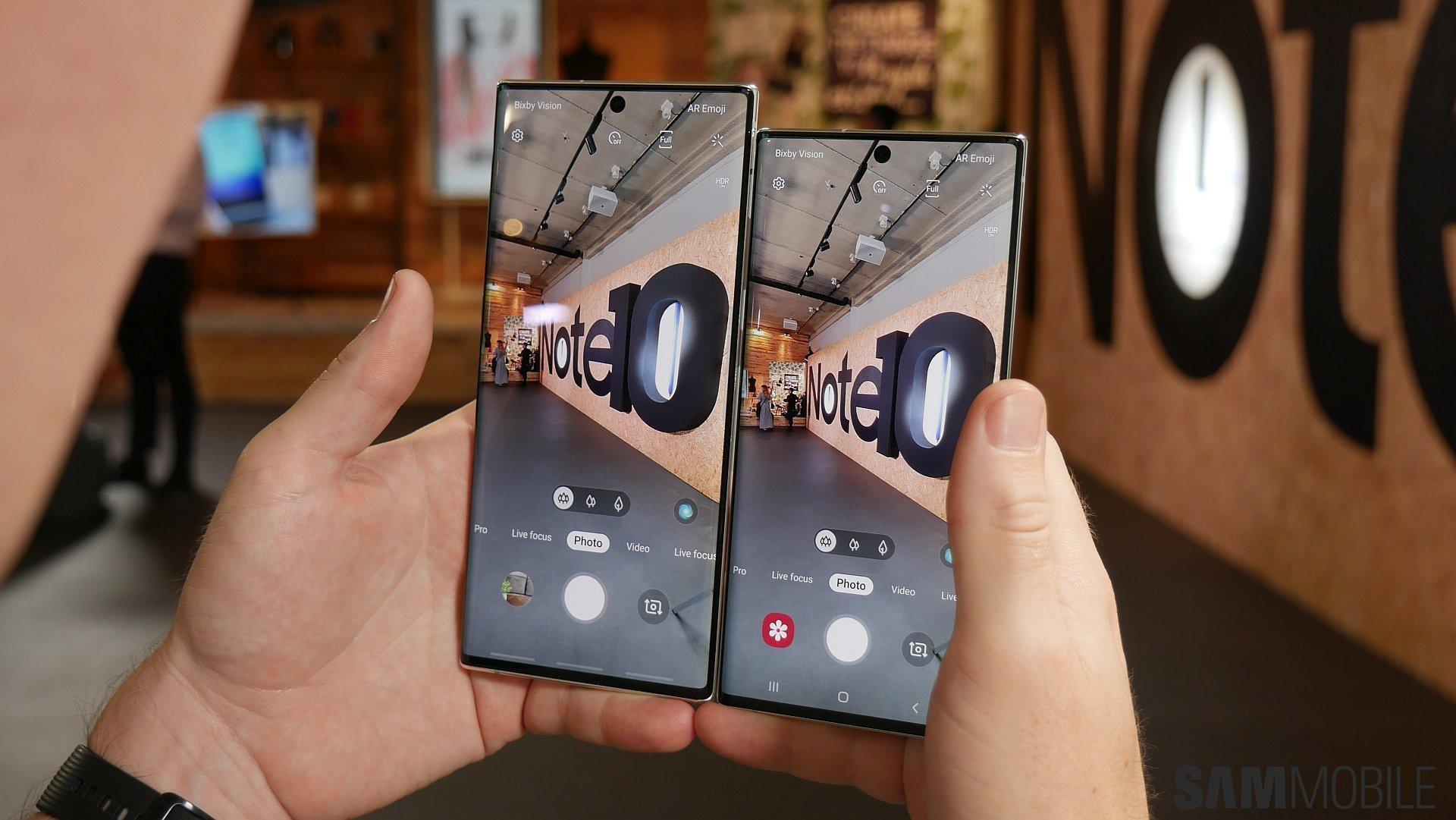 (Video) Galaxy Užitočná poznámka 10/10: 1-2 Puč Samsung 5